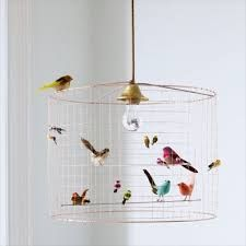 Voliere lamp mathieu challieres