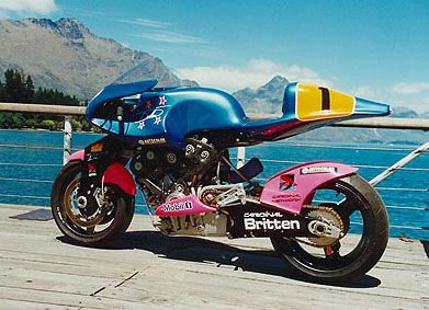 The V1000 beast blew the motorcycling World aside