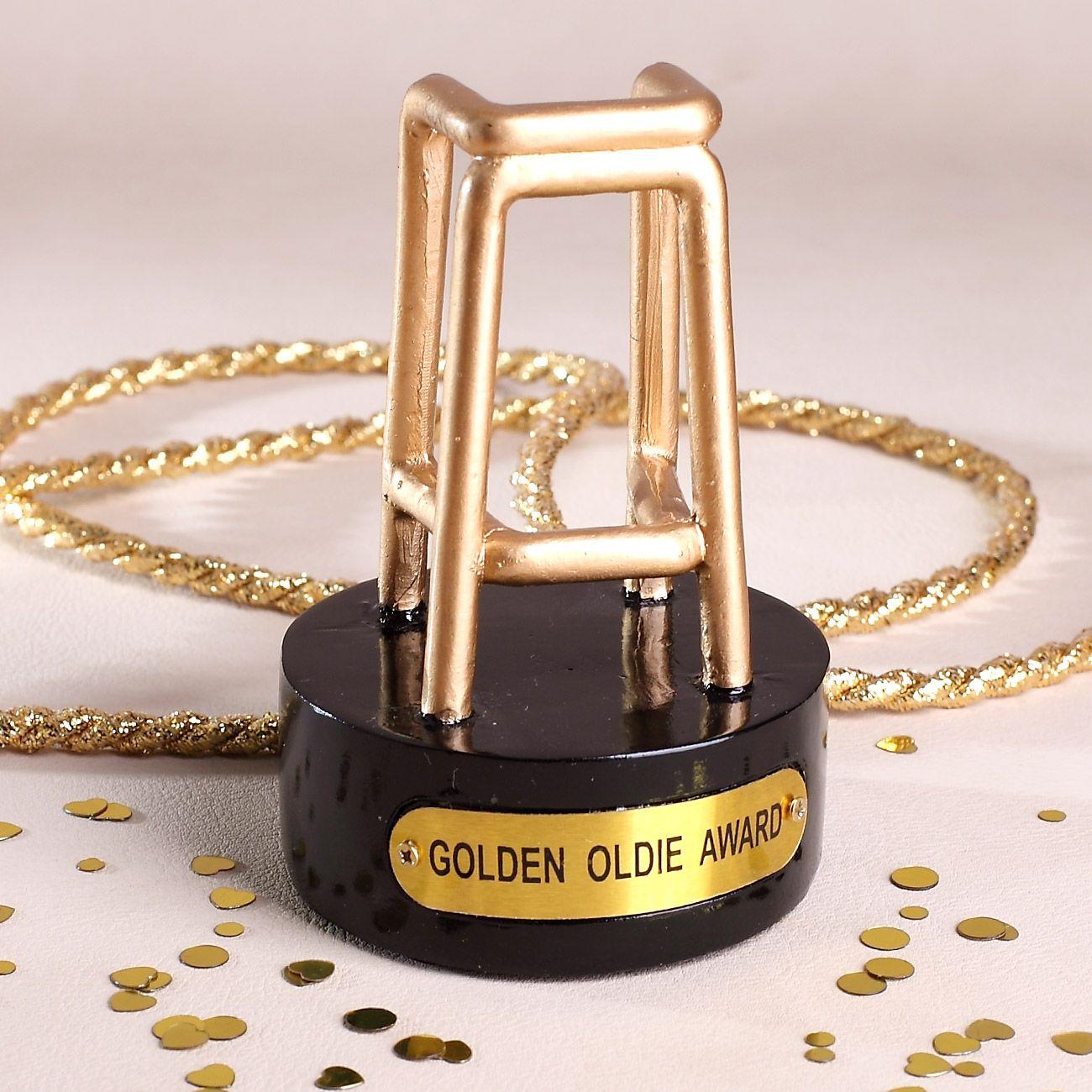 hiermit verleihen wir den golden oldie award f r. Black Bedroom Furniture Sets. Home Design Ideas