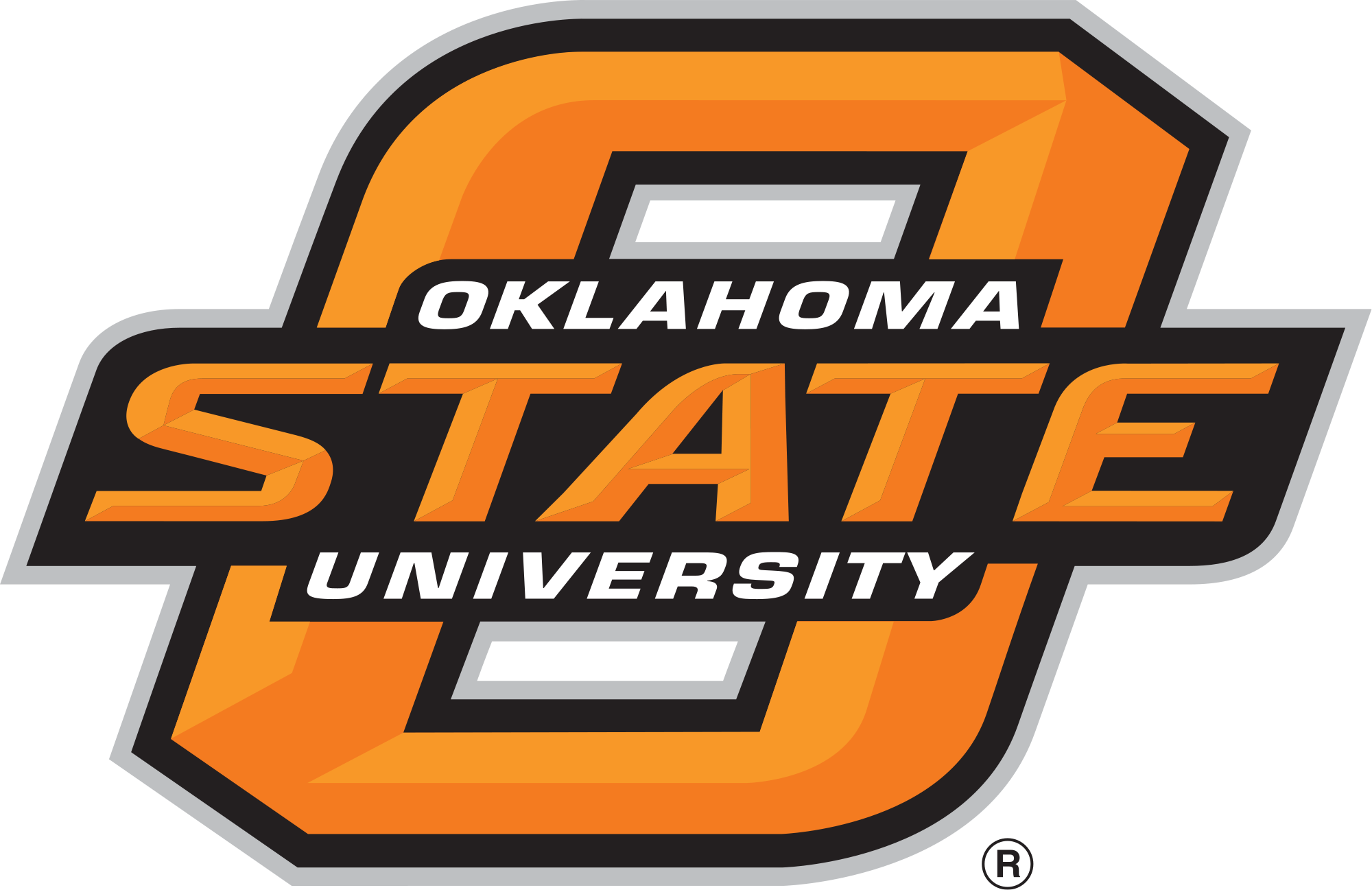2000px Oklahoma State University Logo Svg Png 2000 1297 Oklahoma State University Oklahoma State Oklahoma State Cowboys