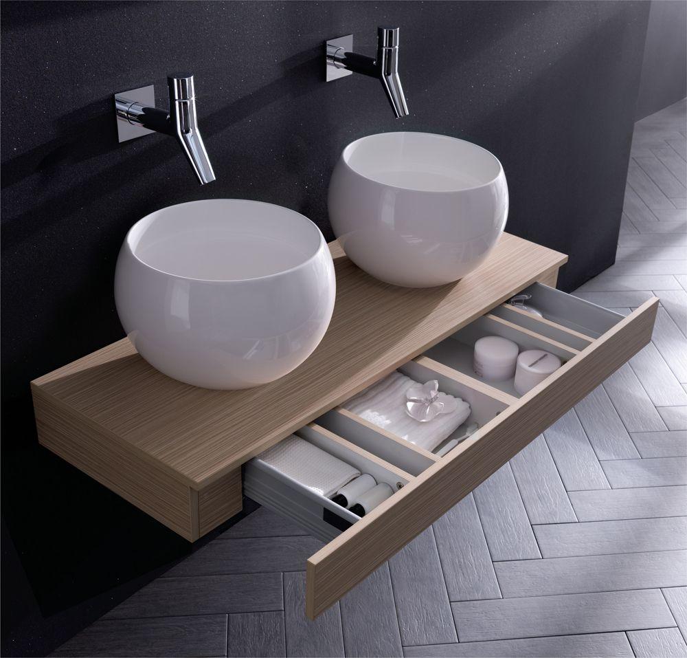 Bauhaus Sanitary Ware Grant & Stone Countertop basin