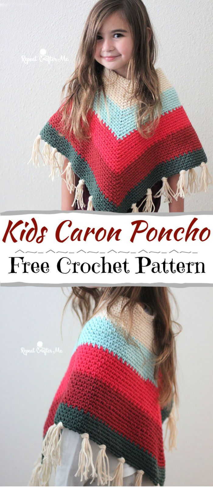 35 Free Crochet Poncho Patterns for Beginners #freecrochetpattern #freepatterns #crochetpatterns #crochetpattern #crochet #crocheting #freecrochetpatterns #crochetponcho #ponchopatterns #poncho�