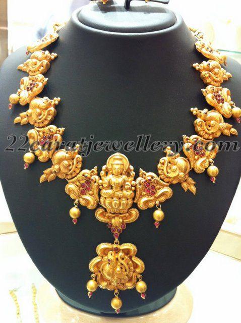 Nakshi Mala by Nalli Jewellers