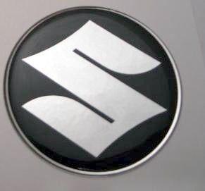 スズキ s 50mmブラック 3dステッカー 輸入パーツ 自動車アクセサリー通販 Cbsドリーム ポルシェ部品専門店 ステッカー ポルシェ スズキ