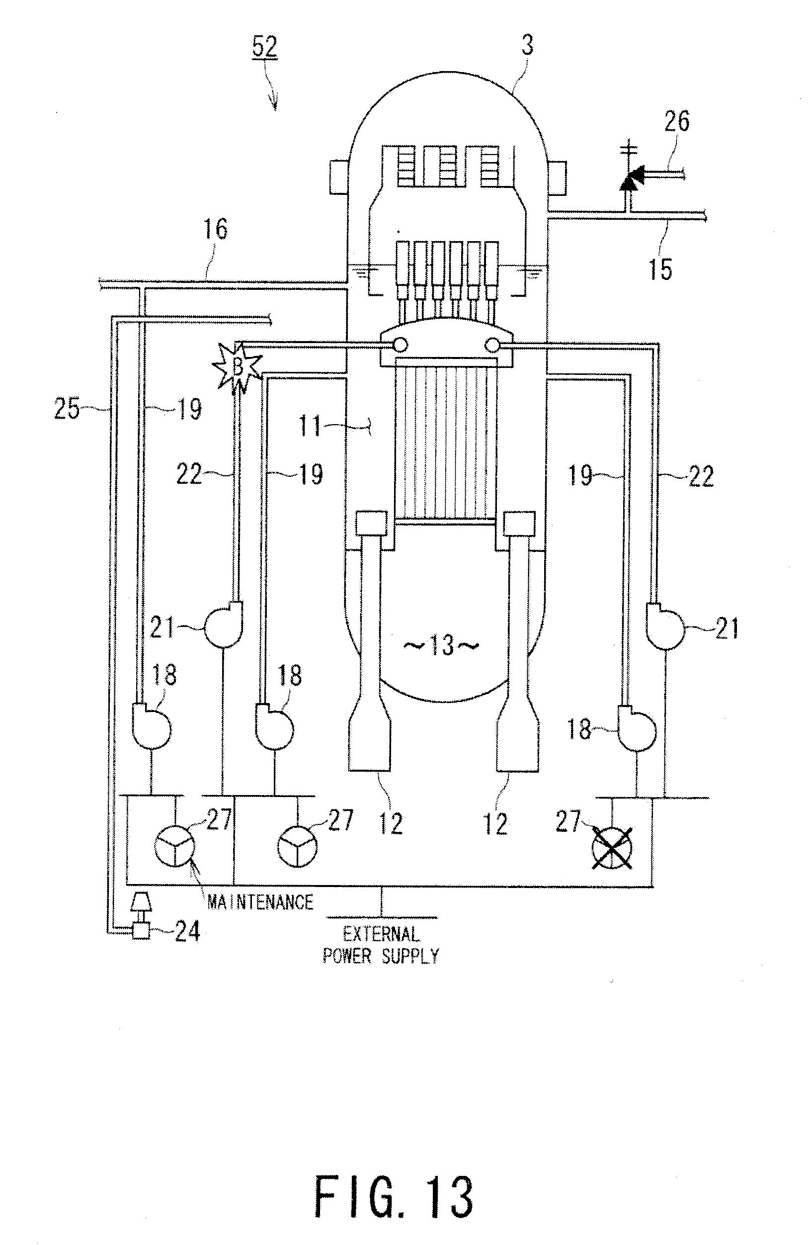 Nuclear High Pressure Core Spray