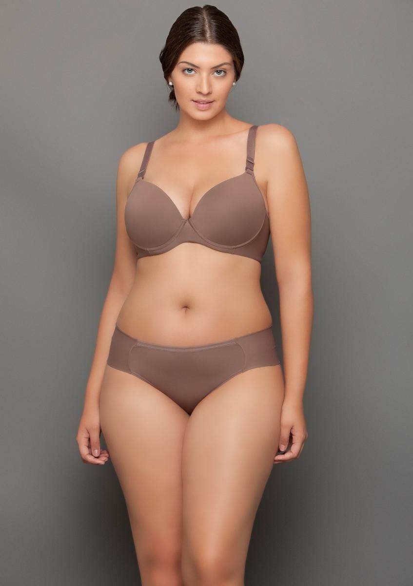 Plus Size Bras Welcome to the world of oh so sexy plus size bras! Browse through hundreds of gorgeous push-up bras, strapless bras, balconette bras, f & g cup bras and more designed as a perfect fit for your curvy body.