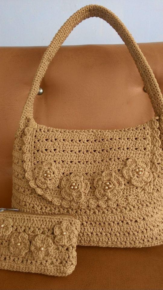 v-puntada bolso y monedero | bolsas | Pinterest | Monederos ...