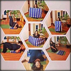shoulder stand variations for the abundant yogi  shoulder