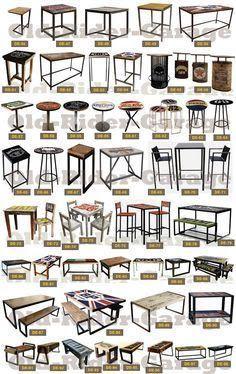 Sunanda Devi Metal Furniture Design Furniture Design Modern Loft Furniture