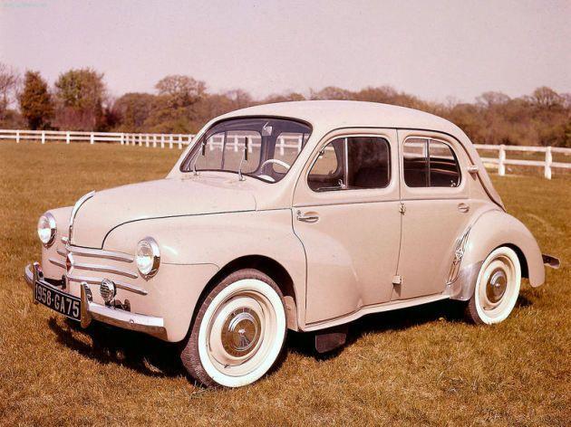 Stubs Auto Renault 4 Cv 1947 1961 Cv Sport Voitures Retro Voiture Francaise