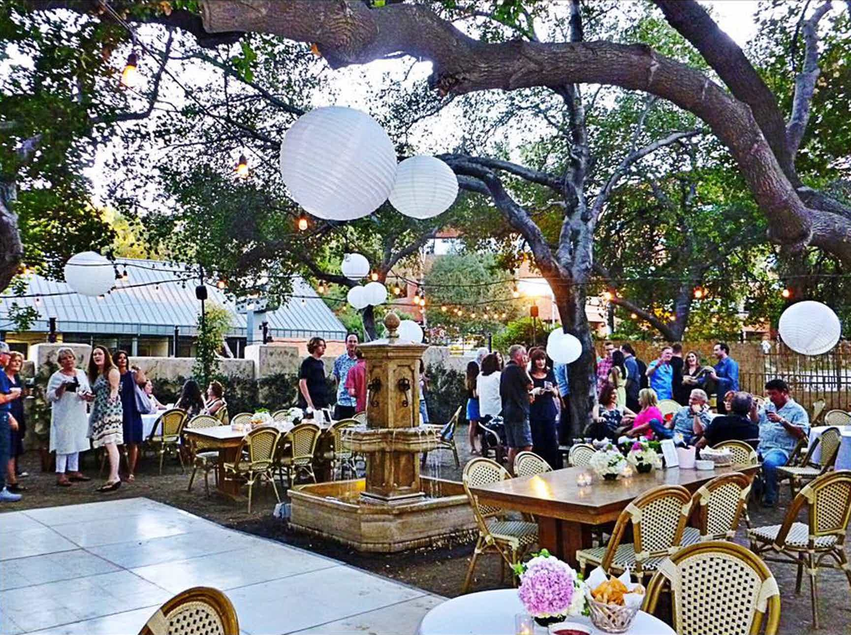 Lakeside Restaurant And Lounge Weddings San Fernando Valley