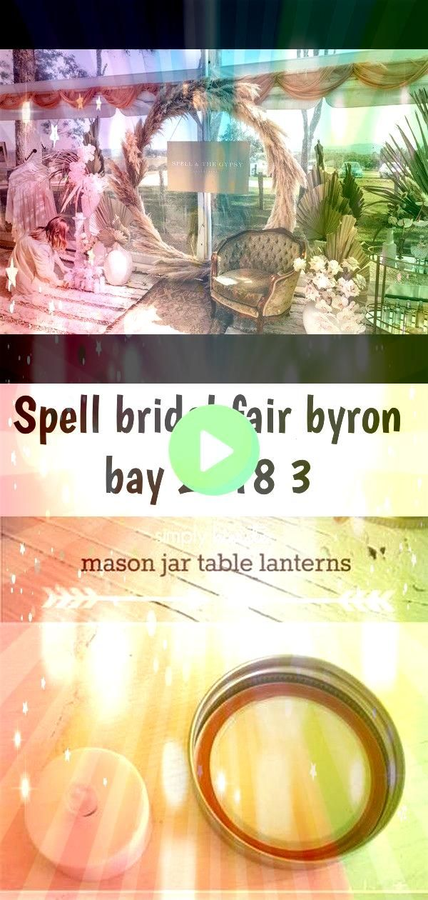 bridal fair byron bay 2018 3 Bridal Fair Byron Bay 2018 25 Trendy wedding ideas table decorations center pieces diy centerpieces Mariage bohème chic  Drôme...