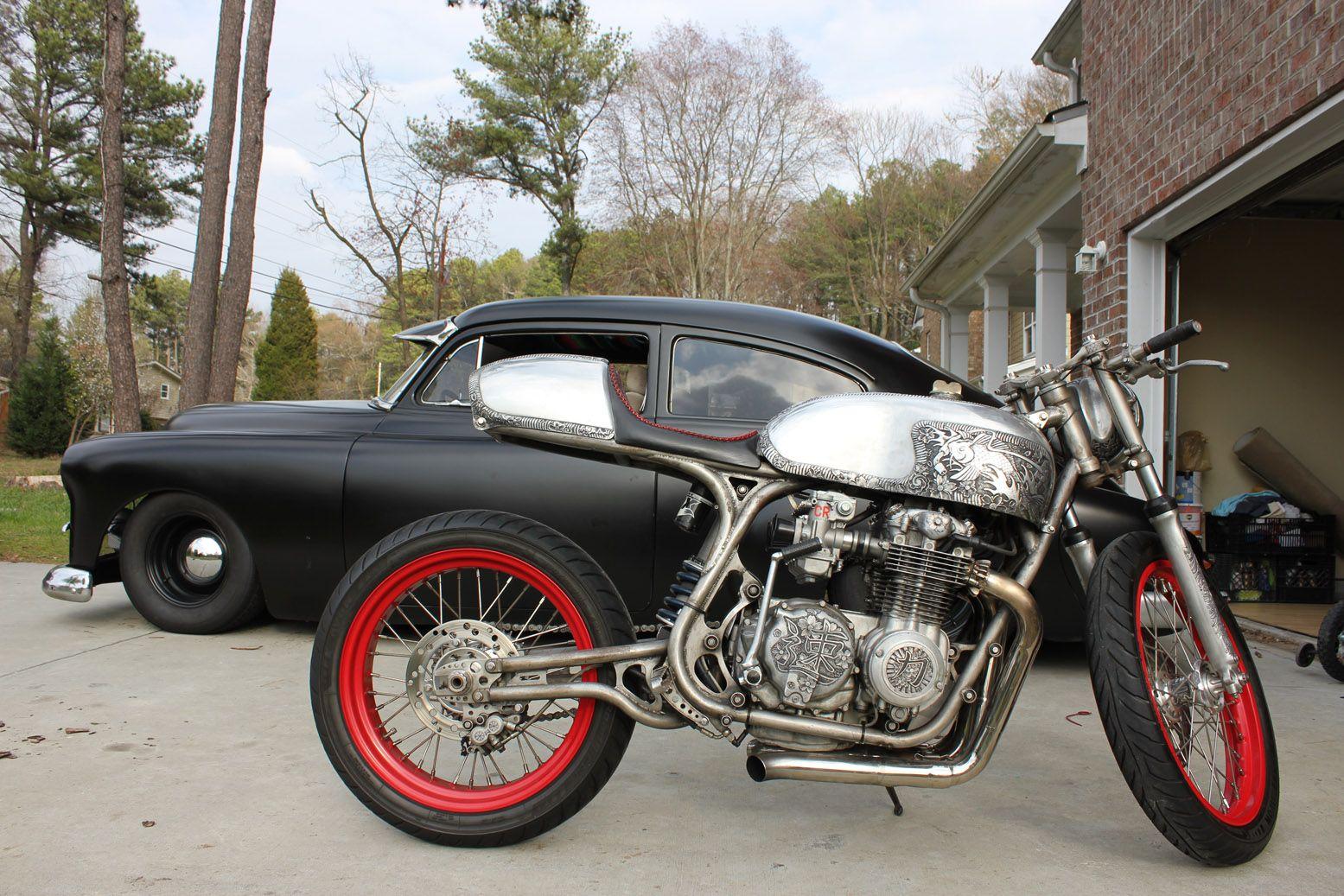 Bryan Fuller Custom Cafe Racer Things I Love Pinterest Ducati St2 Fuse Box Location