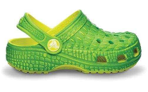 0067a07dd New croc skin Crocs