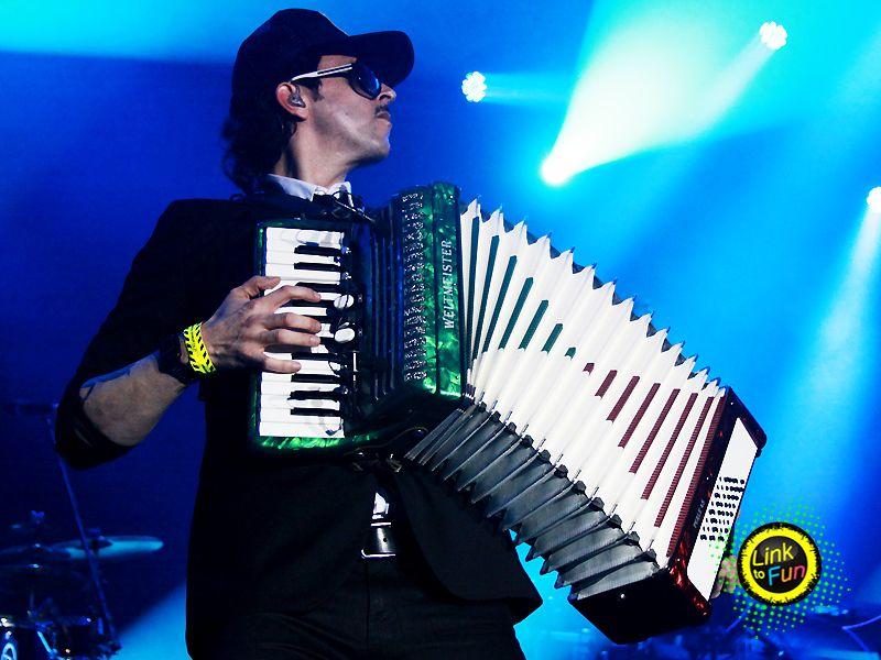 Kinky - Premios Danup / Cd de mexico