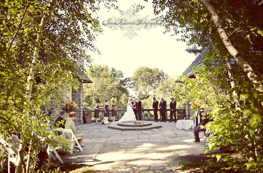 Nick Rachel Stan Hywet Hall Gardens Akron Oh Ceremony Location Wedding Photography Tea House