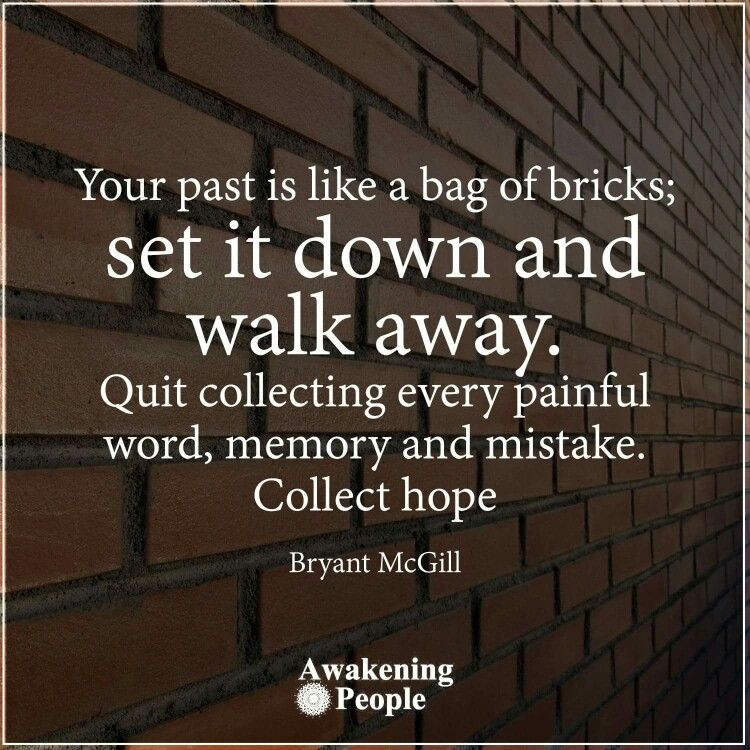 Dwelling on the past quotes