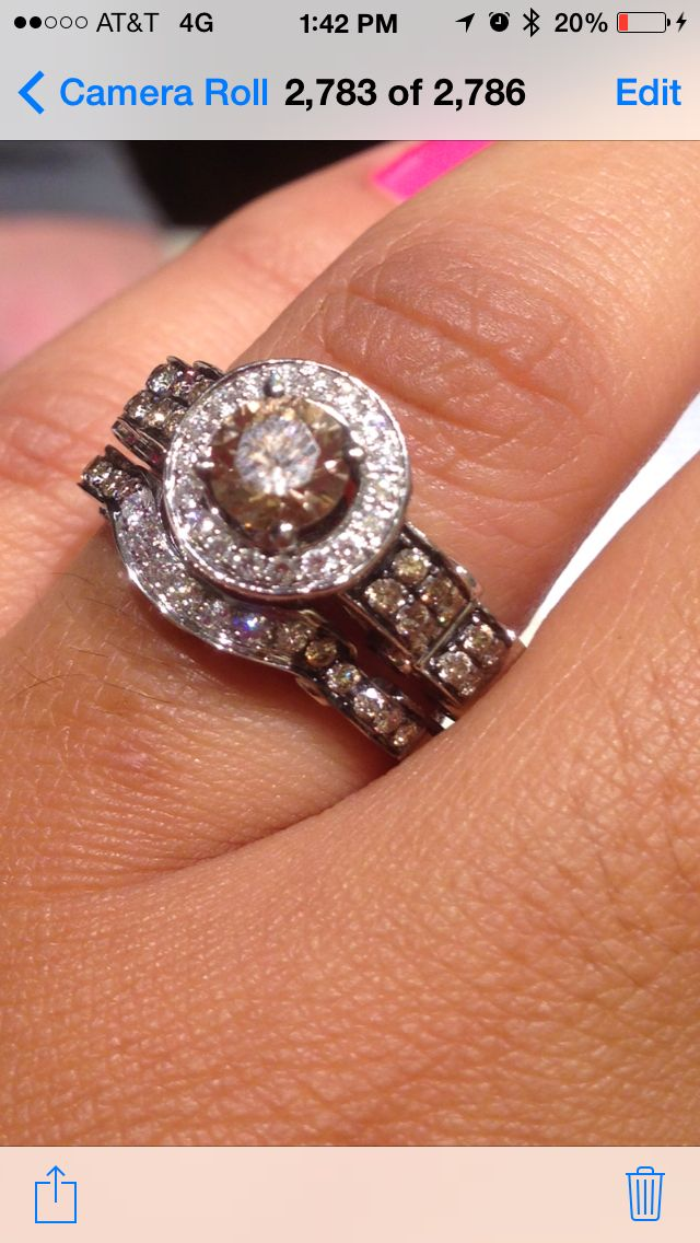 Levian My Wedding Band Just Came In Chocolate More Please