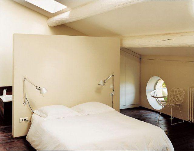 Des chambres mansardées chaleureuses et cosy | Déco | Mansarde ...