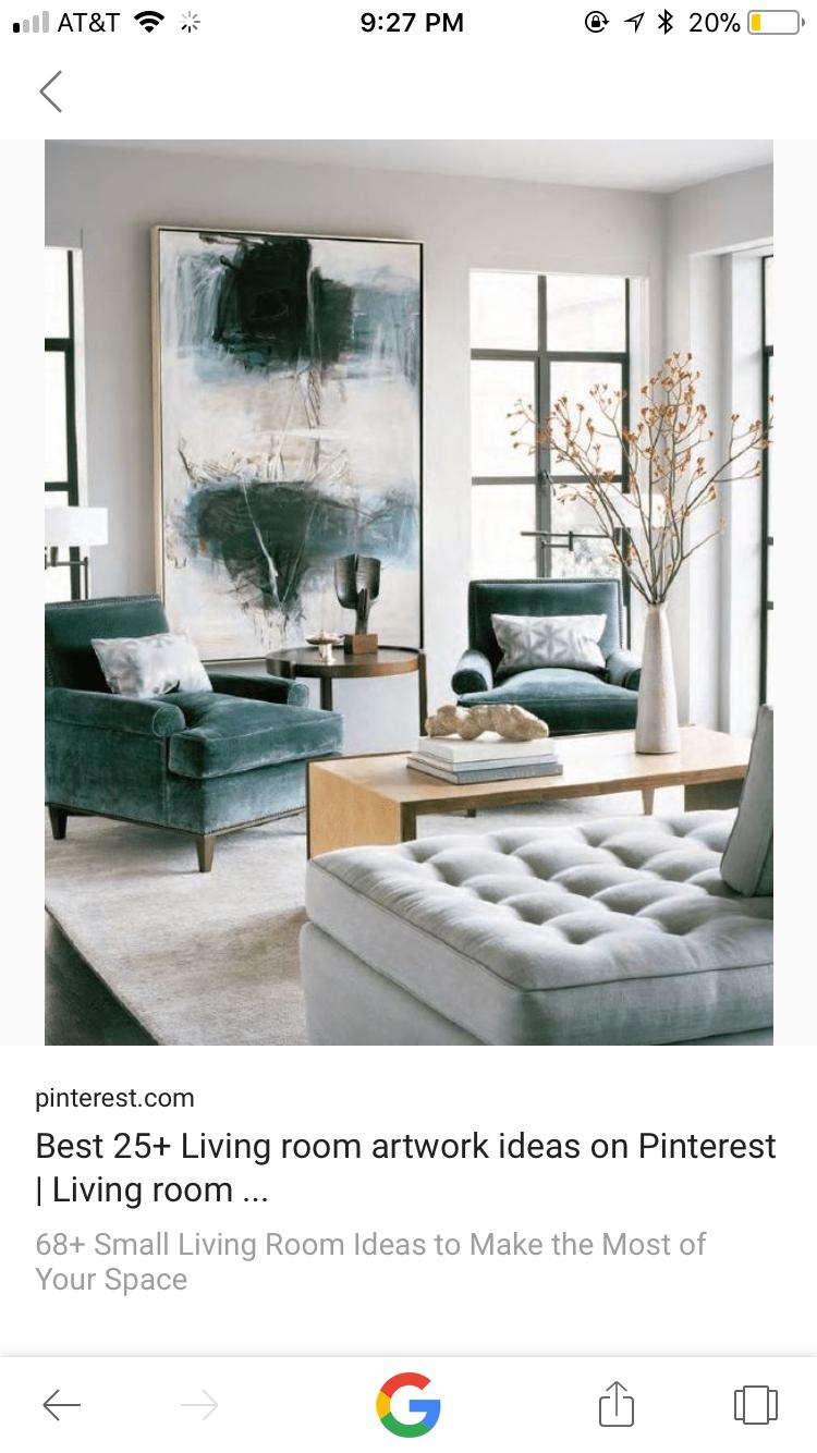 Med Spa Art Living Room Grey Elegant Living Room Living Room Modern