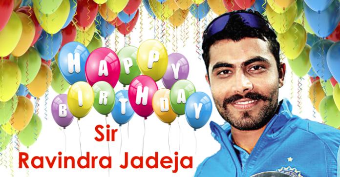 HappyBirthdayJaddu TeamIndia Happy Birthday Ravindra