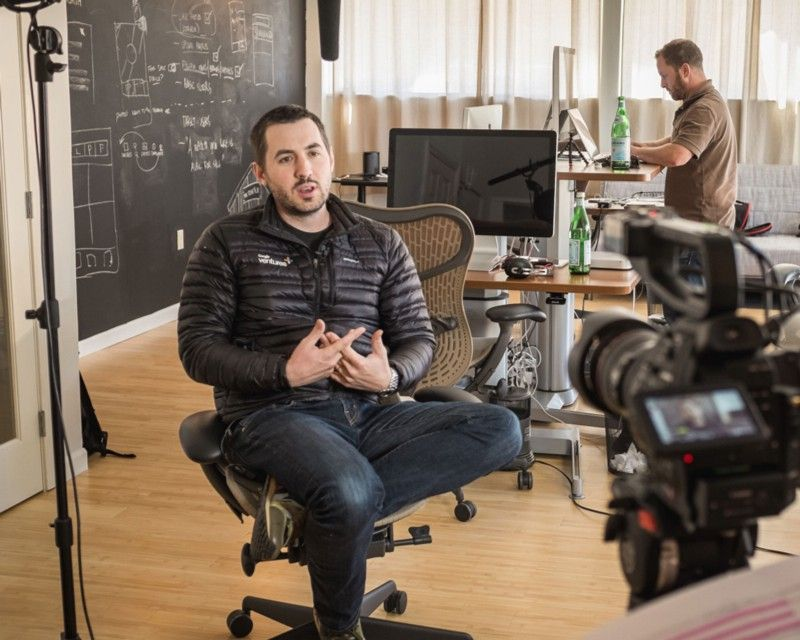 Five questions for the five-time entrepreneur