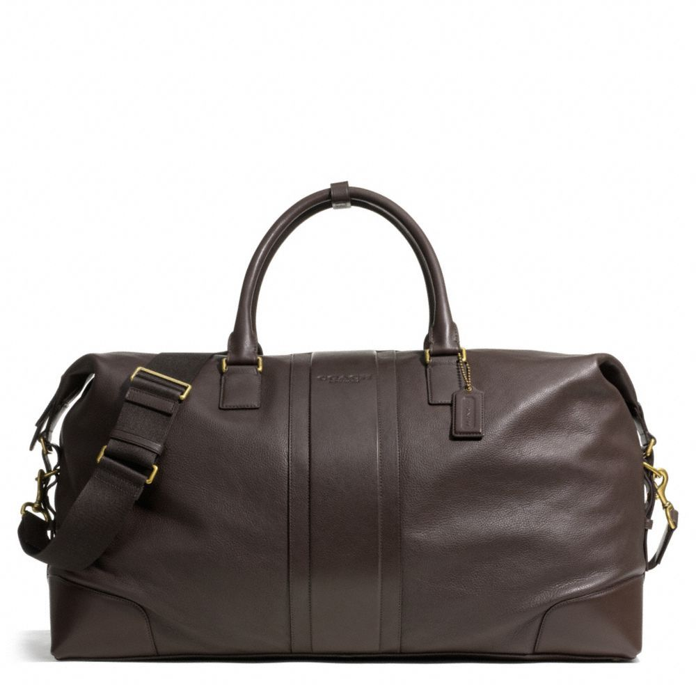 fba0e0bbc5b7 Coach men s weekend duffle. Coach men s weekend duffle Mens Weekend Bag