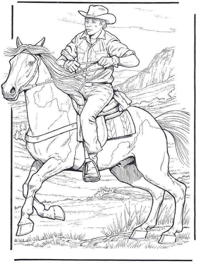 cowboy texas coloring pages enjoy coloring