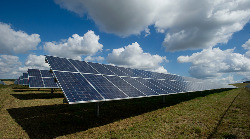 Download Premium Image Of Closeup Of Photovoltaic Power Plants 1213883 In 2020 Used Solar Panels Solar Power House Solar Power Facts