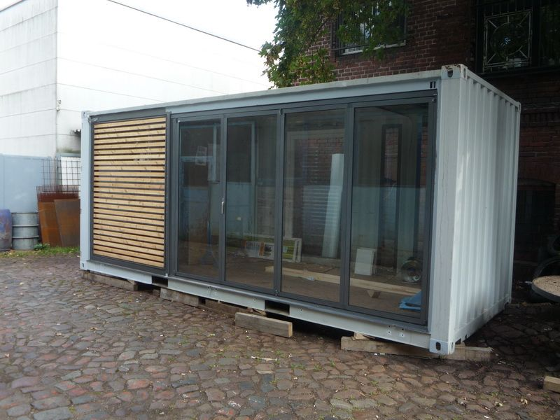 Containerhaus Containerhouse Container house plans