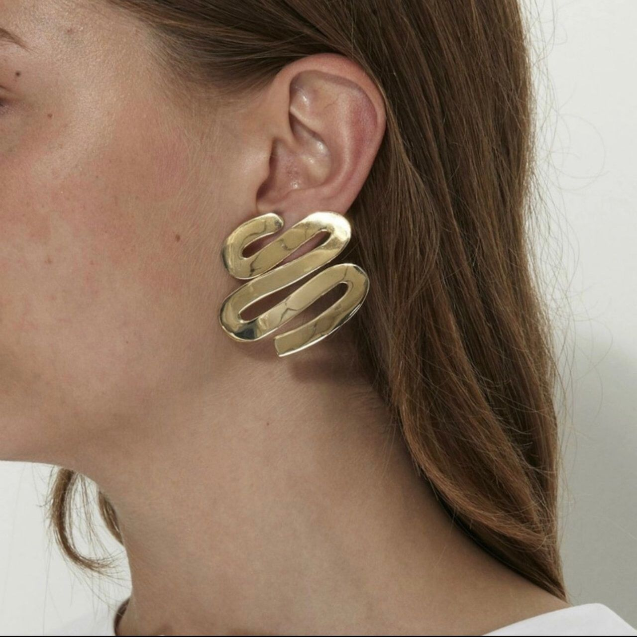 26b0226a701aa Pin by Pilar Tisker on Jewelry in 2019 | Fashion, Women's earrings ...