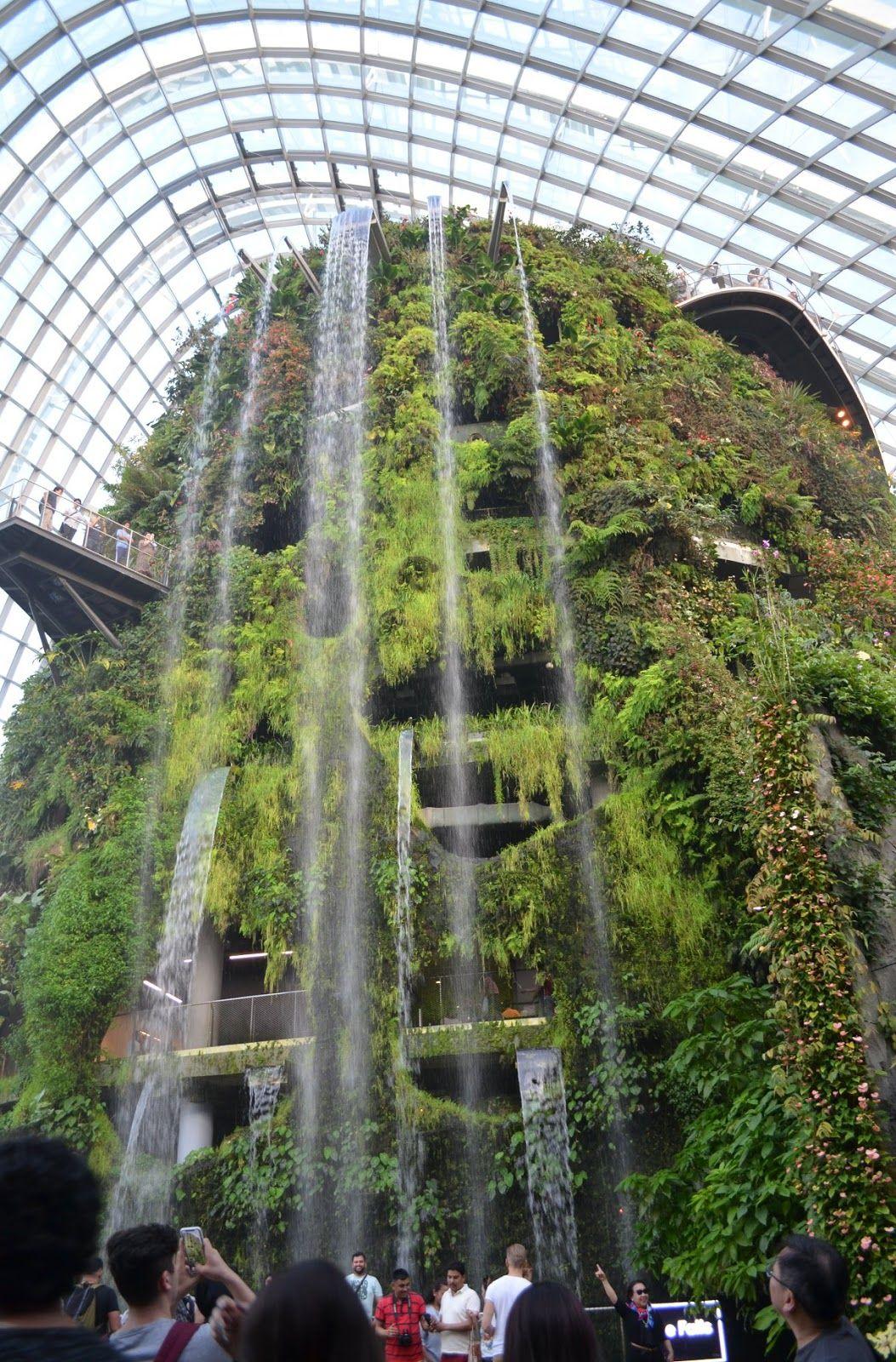 1025a1eec54a8e648aca172b368ce18b - Gardens By The Bay Cloud Forest Dome