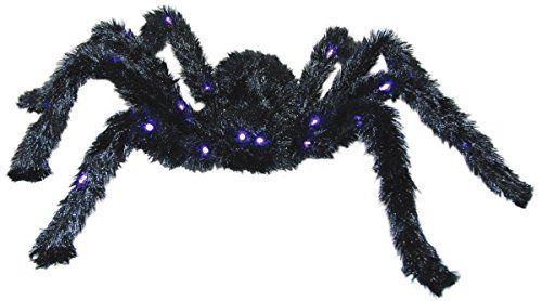 Giant Spider Decoration Diy