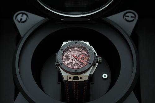 new product 0b599 a024c ウブロ ウブロ ビッグバン フェラーリ カーボン レッドマジック ...