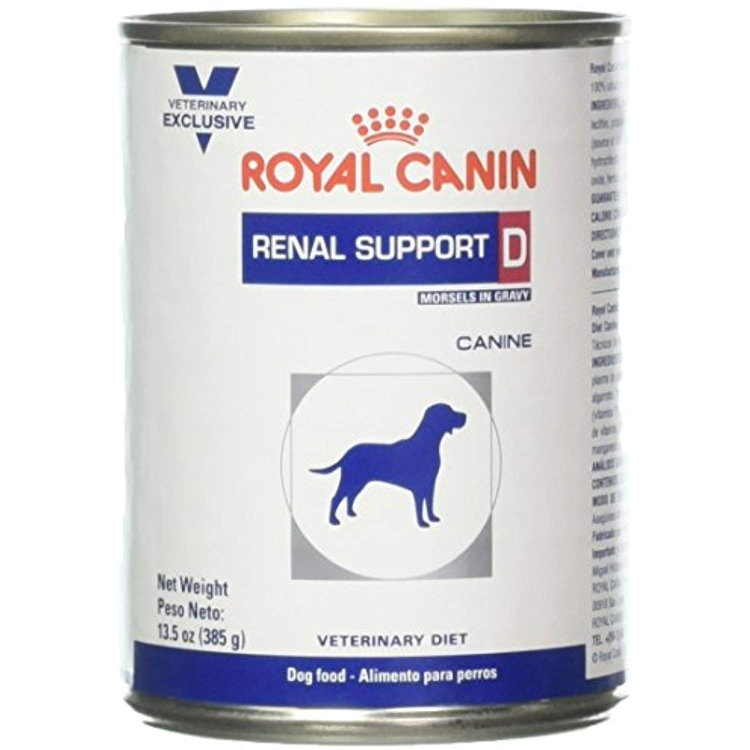 Royal Canin Veterinary Diet Renal Support D Canned Dog Food 24 13 5 Oz Click Image For More Details This Is Canned Dog Food Dog Food Recipes Diet Dog Food