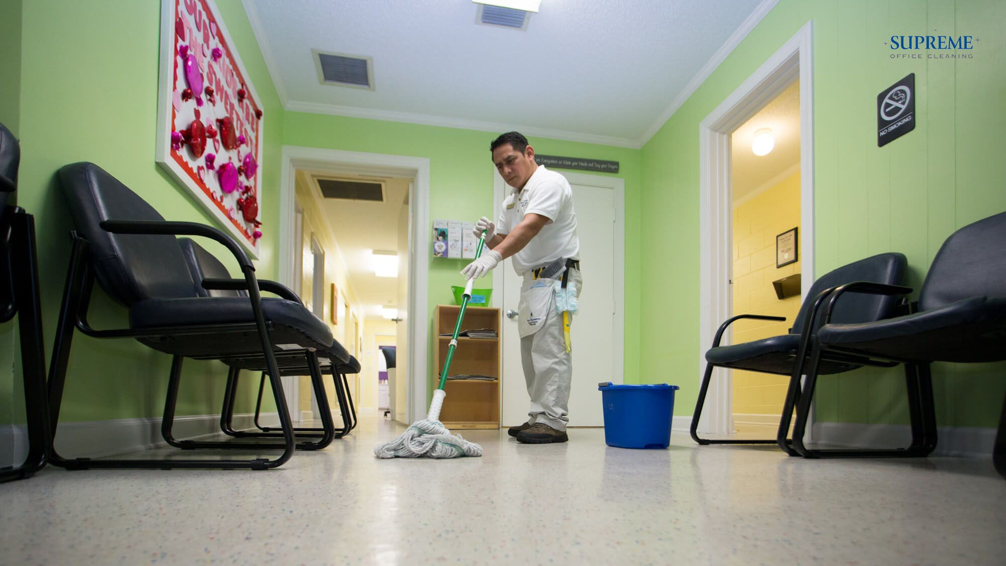 Supreme Office Cleaning Clean Office Business Cleaning Services