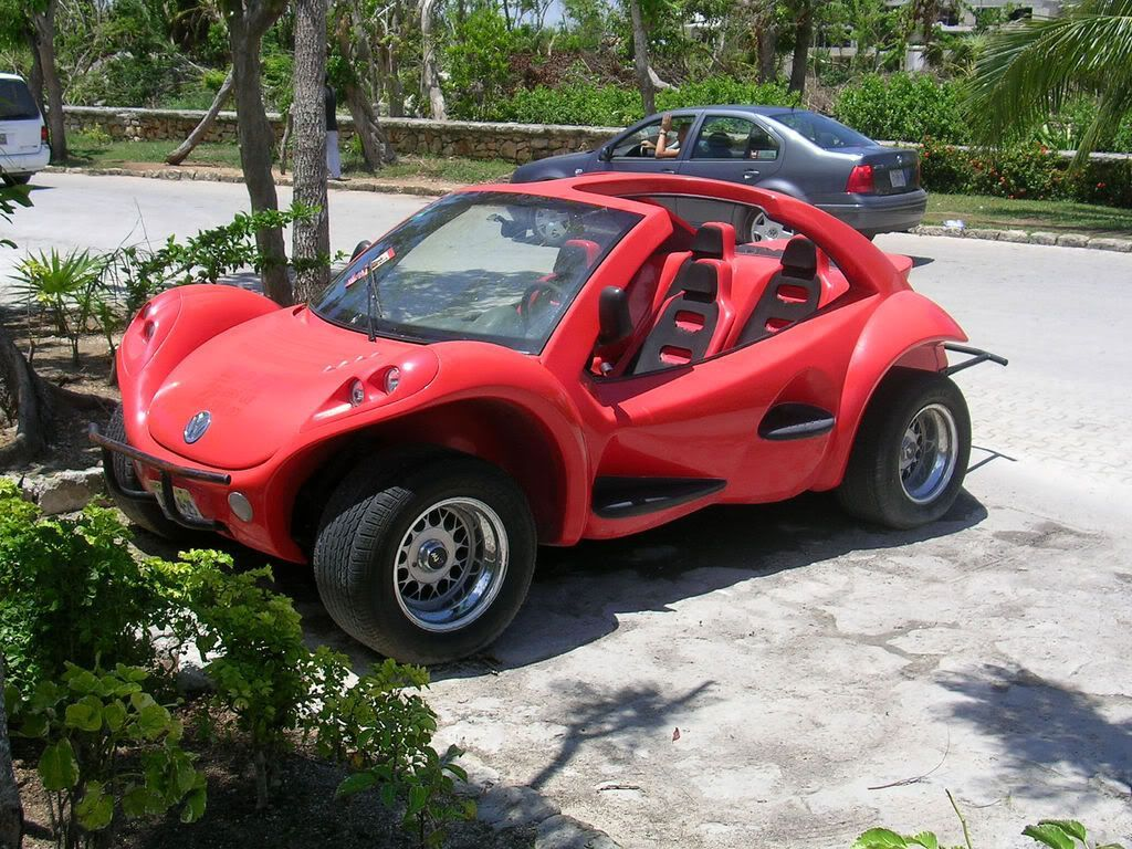 mexico buggy in 2020 Dune buggy, Smart car body kits