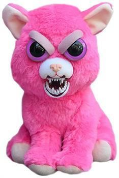 Feisty Pets Lady Monstertruck 8 5 Cat Cat Plush Toy Animated