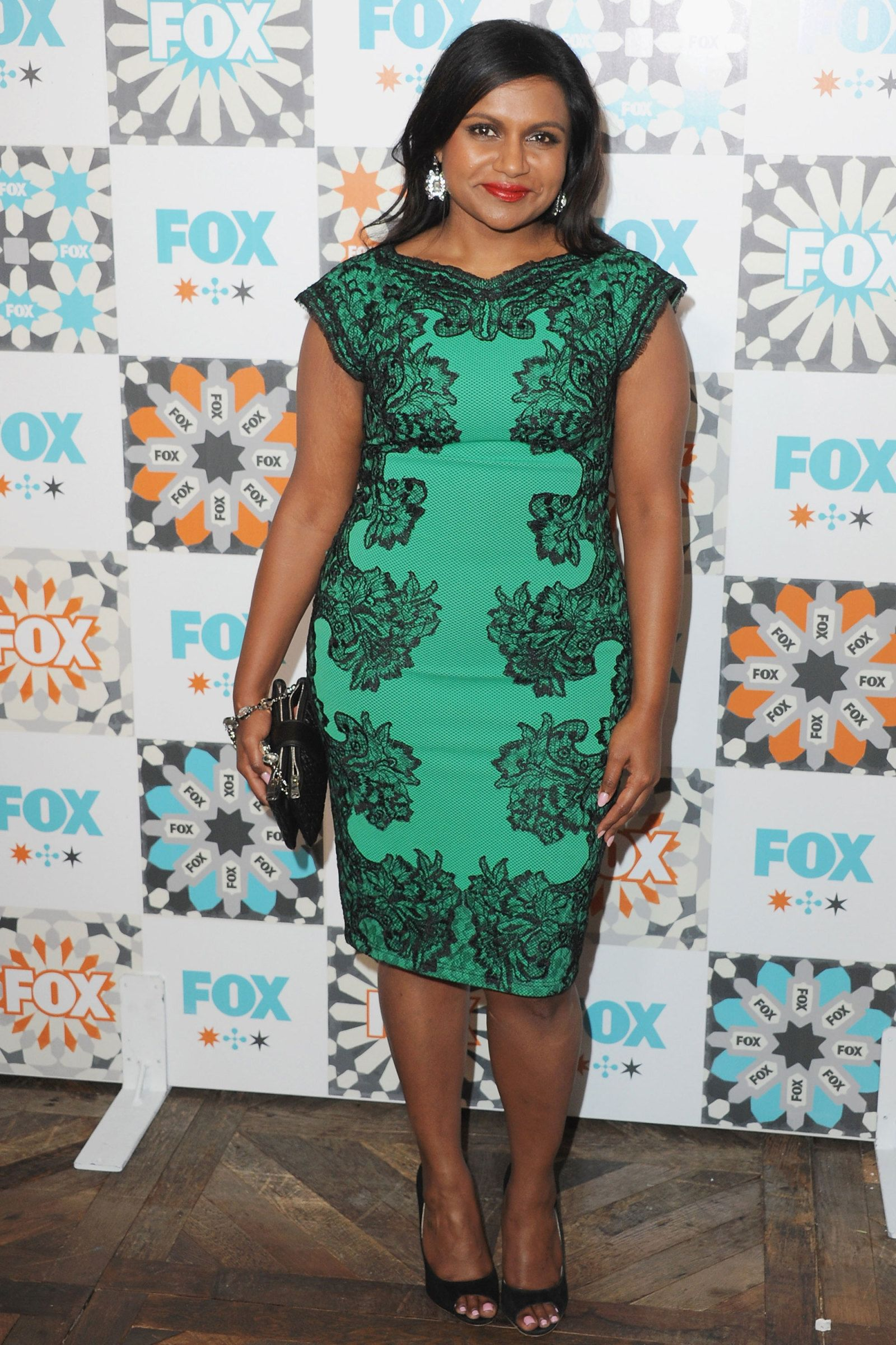50 of Mindy Kaling's Most Fabulous Looks | Contemporary