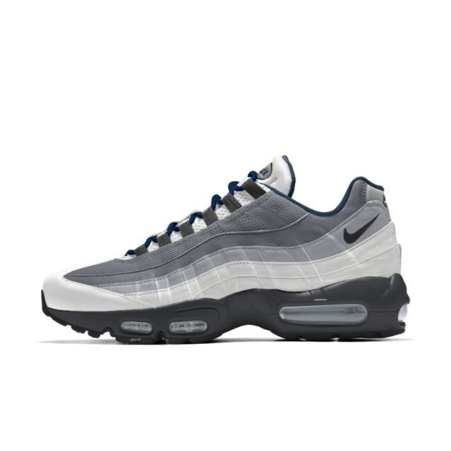Chaussure Nike Air Max 95 iD pour Homme | Kicks in 2019