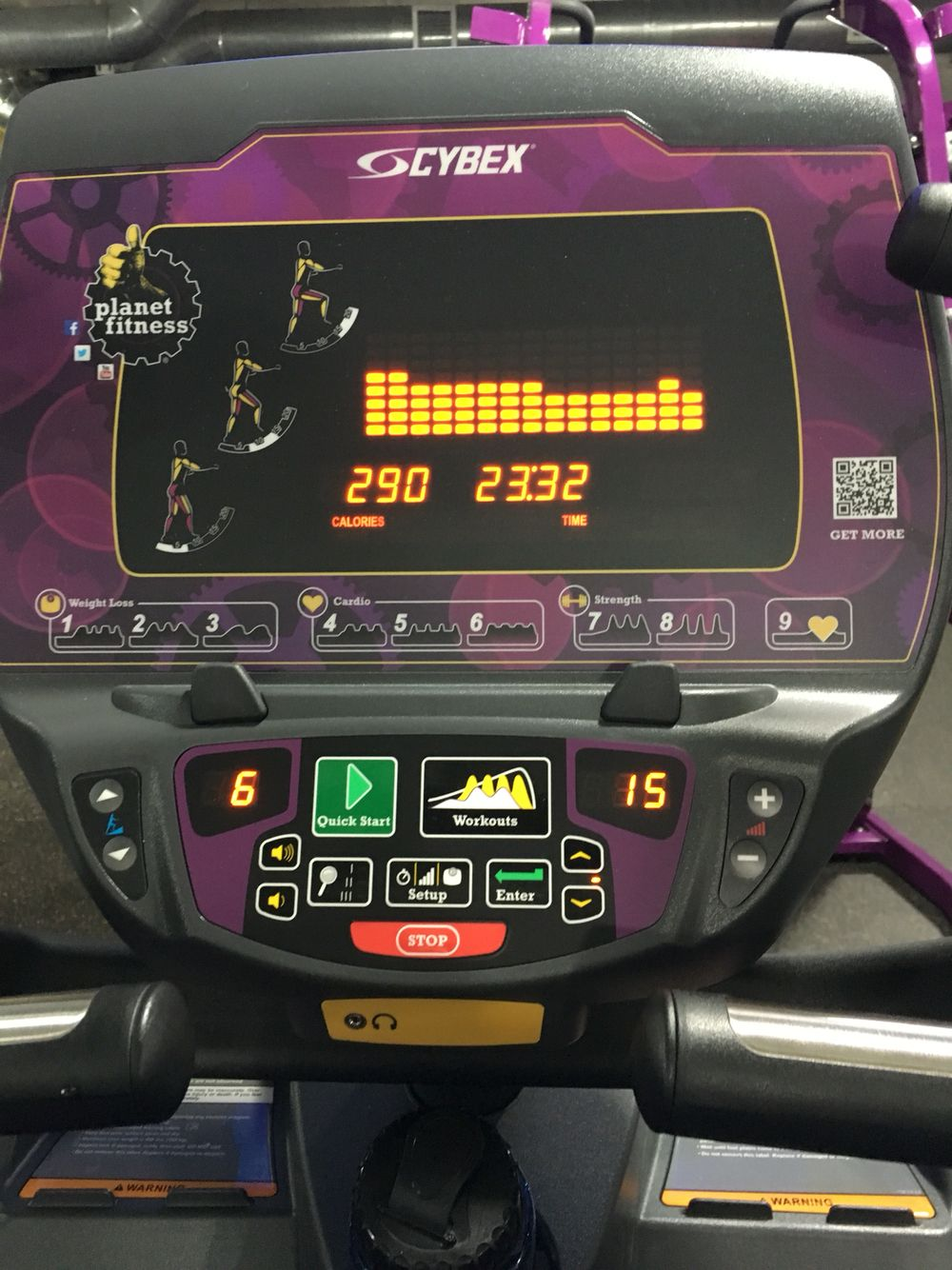 Planet Fitness Arc Trainer : planet, fitness, trainer, Trainer, Planet, Fitness, Workout,, Trainer,, Cardio