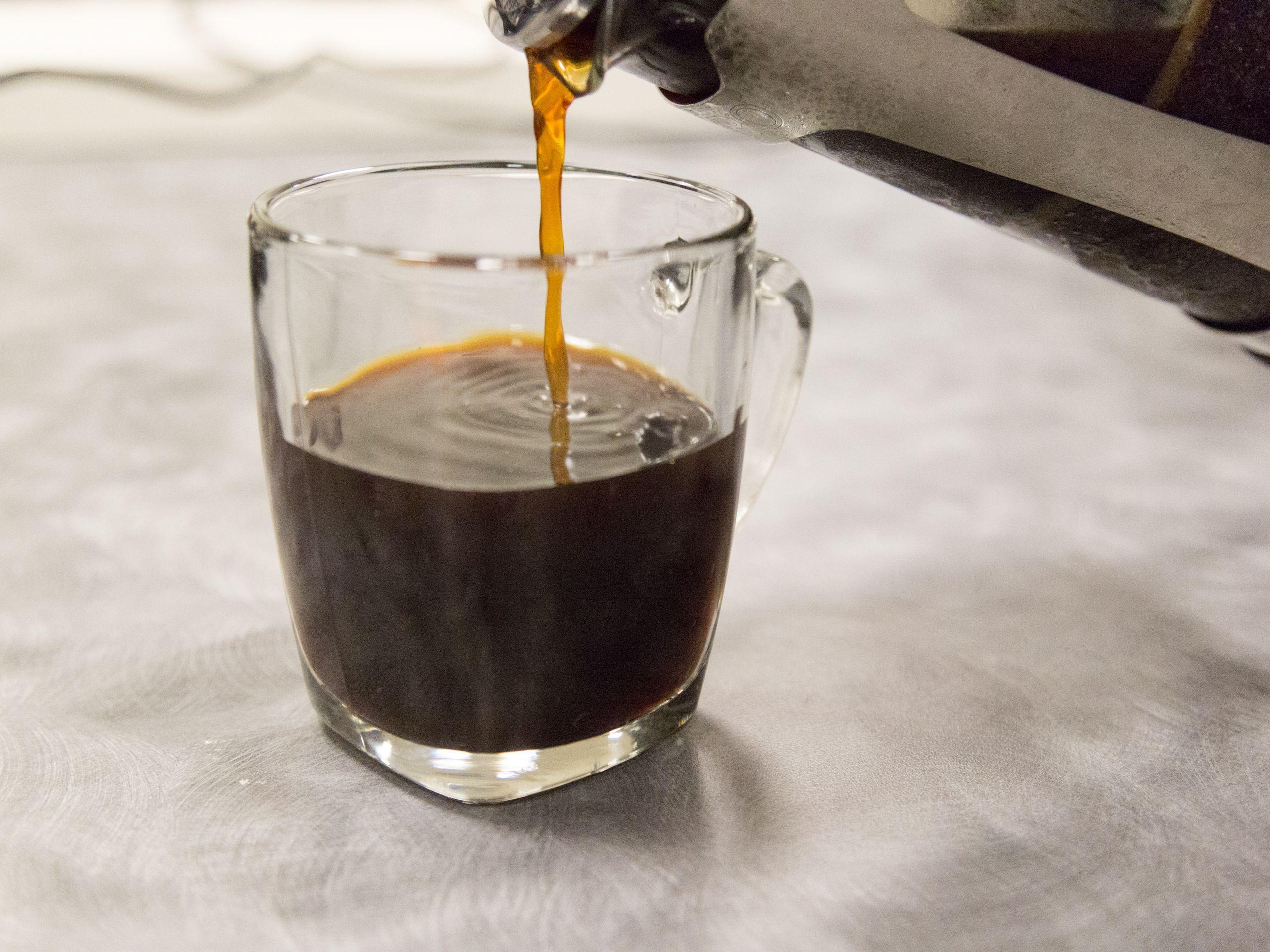 Coffee vs cold brew vs espresso which has the most
