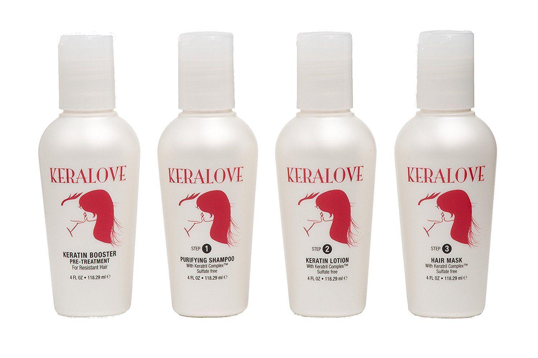 Keralove Keratin Plus Kit for Resistant Hair >>> This is