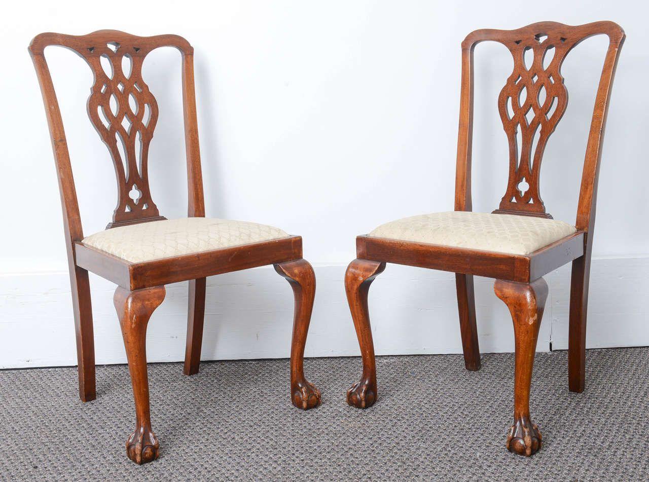 Sedie Saarinen ~ Saarinen executive chairs with wood legs by knoll set of