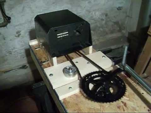 Electric Can Crusher Built From Scrap Youtube Can Crushers Craftsman Garage Door Opener Scrap Material