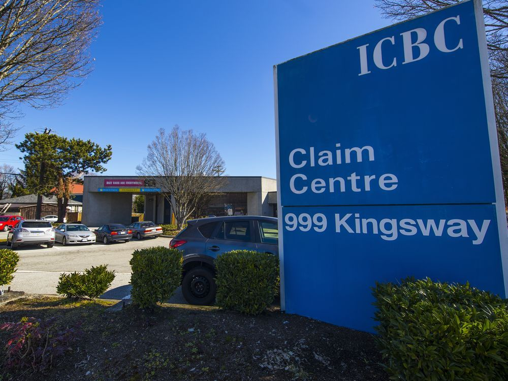Don Forgeron B C Drivers Are Paying Literally For Icbc