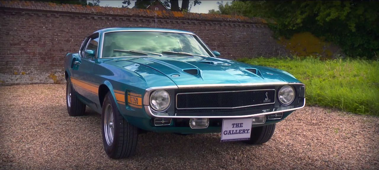 Rare and Collectible 1969 Shelby Mustang GT350 | Shelby mustang ...