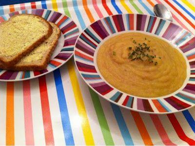 Slimming World Syn free potato, leek & gammon soup - Sam Does Stuff