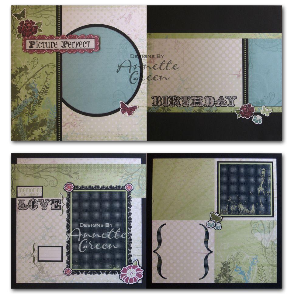 Journey scrapbook ideas - Annette S Creative Journey Scrapbook Cardsscrapbooking Layoutsclose
