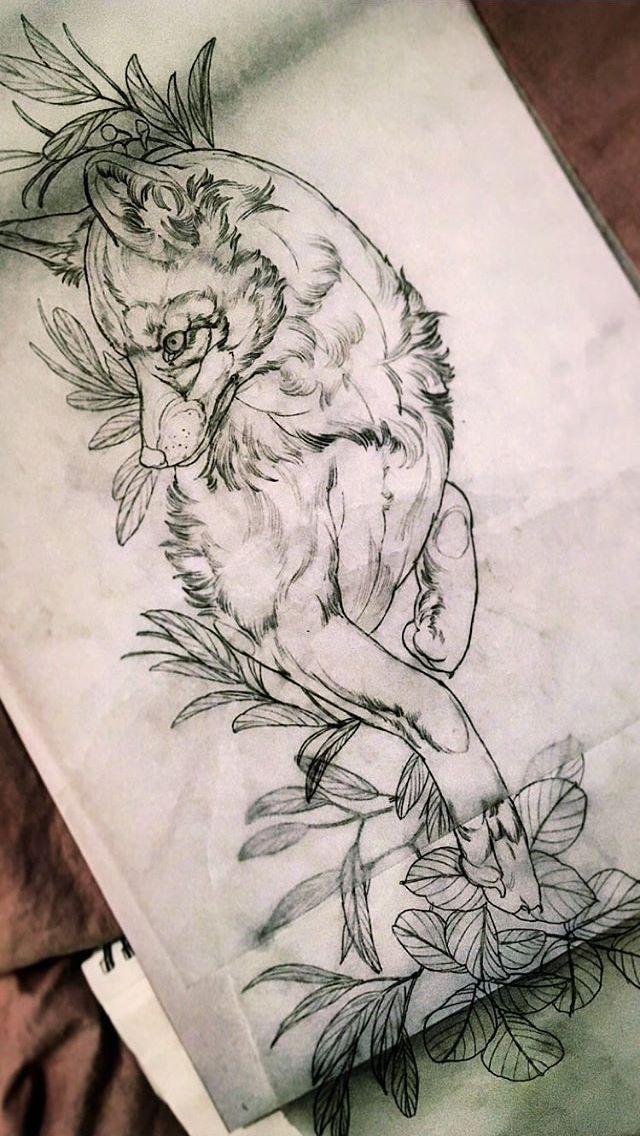 Photo of Tattoo Dessins # inktober2019 Dessins tatouage